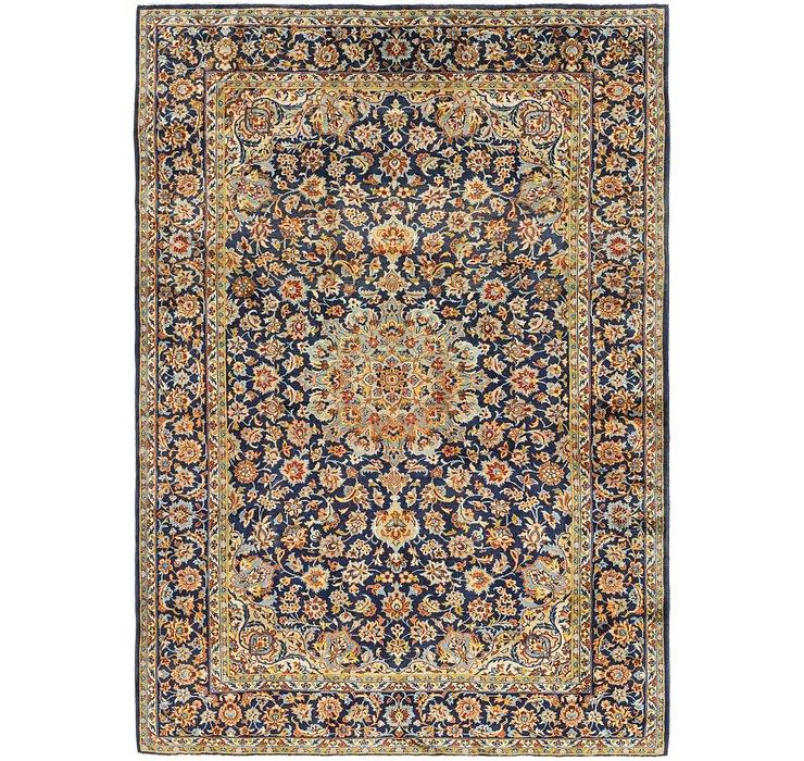 8' x 11' 3 Isfahan Persian Rug
