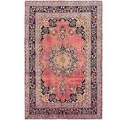 Link to 6' 3 x 9' 7 Mashad Persian Rug