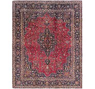 Link to 9' 2 x 12' Mashad Persian Rug