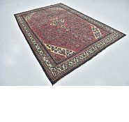 Link to 6' 8 x 9' 10 Hamedan Persian Rug