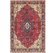 Link to 6' 5 x 9' 8 Tabriz Persian Rug