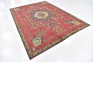Link to 7' 4 x 10' 5 Tabriz Persian Rug