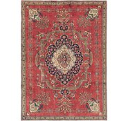 Link to 7' 4 x 10' 5 Tabriz Persian Rug