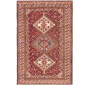 Link to 6' 7 x 9' 10 Maymeh Persian Rug