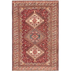 Link to 200cm x 300cm Maymeh Persian Rug item page
