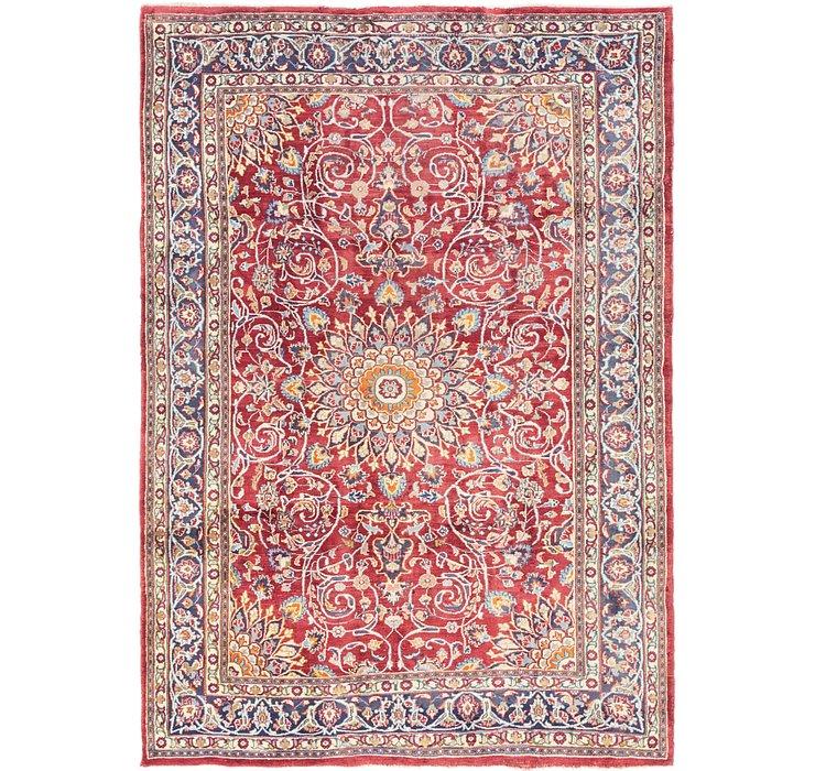 6' 5 x 9' 4 Kashmar Persian Rug