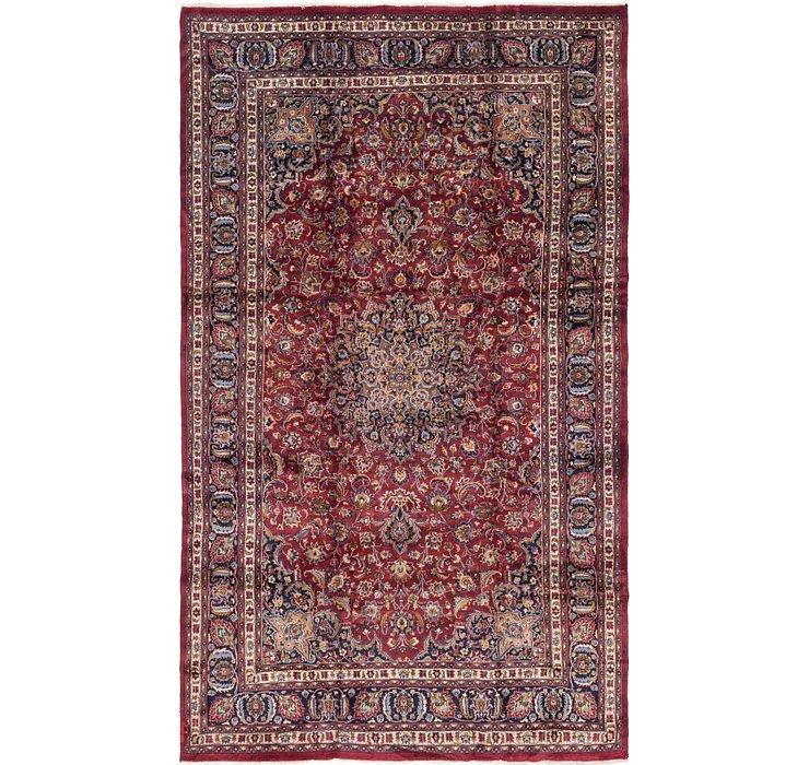 9' 8 x 15' 9 Mashad Persian Rug