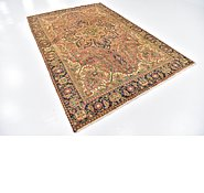 Link to 6' 4 x 9' 9 Heriz Persian Rug