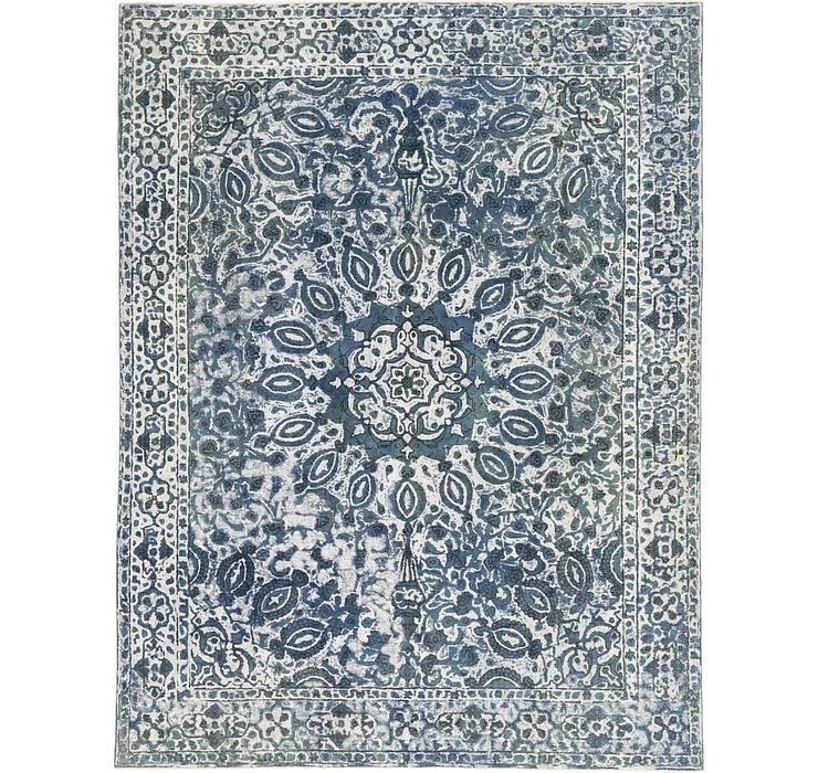 9' 5 x 12' 4 Ultra Vintage Persian Rug