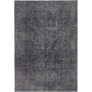 Unique Loom 9' x 13' Ultra Vintage Persian Rug