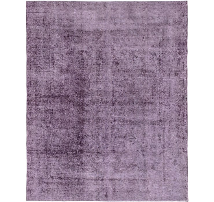 9' 5 x 11' 7 Ultra Vintage Persian Rug
