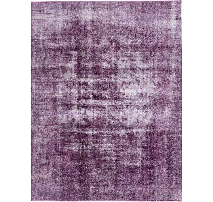 8' 3 x 10' 10 Ultra Vintage Persian Rug