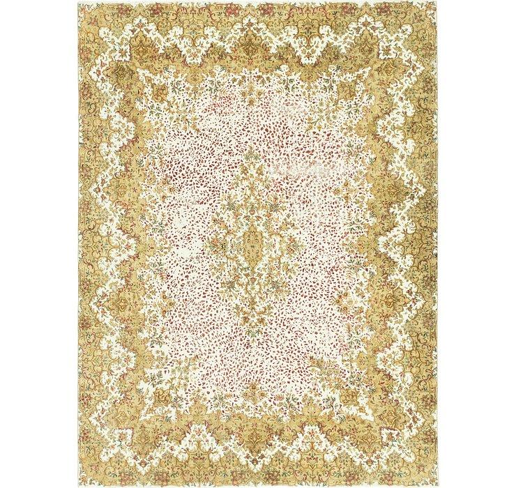 9' 8 x 13' Ultra Vintage Persian Rug