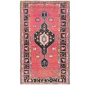 Link to 4' 6 x 7' 9 Shiraz Persian Rug