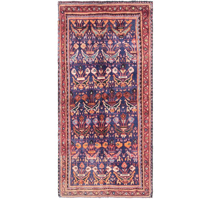 3' 7 x 8' Malayer Persian Runner ...