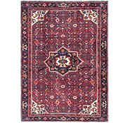 Link to 4' 7 x 6' 5 Hossainabad Persian Rug