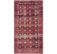 Link to 4' 10 x 9' 5 Balouch Persian Runner Rug