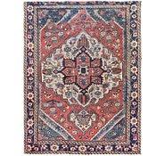 Link to 4' 4 x 5' 9 Hamedan Persian Rug