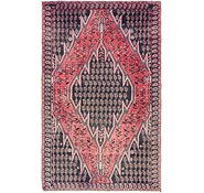 Link to 3' 7 x 5' 10 Mazlaghan Persian Rug