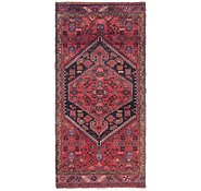 Link to 3' x 6' 7 Zanjan Persian Runner Rug