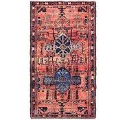 Link to 3' 7 x 6' 6 Hamedan Persian Rug