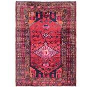 Link to 4' 7 x 6' 3 Shiraz Persian Rug