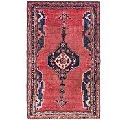 Link to 140cm x 225cm Shiraz Persian Rug