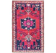 Link to 4' x 6' 6 Shiraz Persian Rug