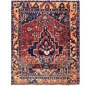 Link to 5' 8 x 7' Bakhtiar Persian Rug