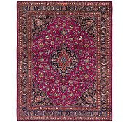 Link to 10' 2 x 12' 8 Mashad Persian Rug