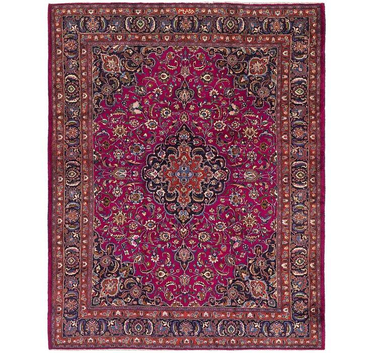 10' 2 x 12' 8 Mashad Persian Rug