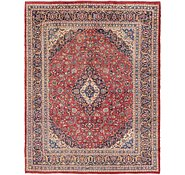 Link to 9' 9 x 12' 5 Mashad Persian Rug