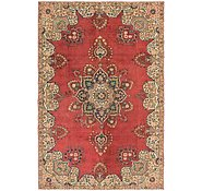 Link to 7' x 10' 8 Tabriz Persian Rug