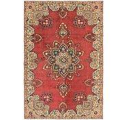 Link to 213cm x 325cm Tabriz Persian Rug