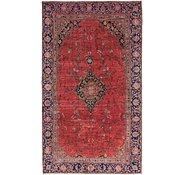 Link to 7' 3 x 13' Mashad Persian Rug