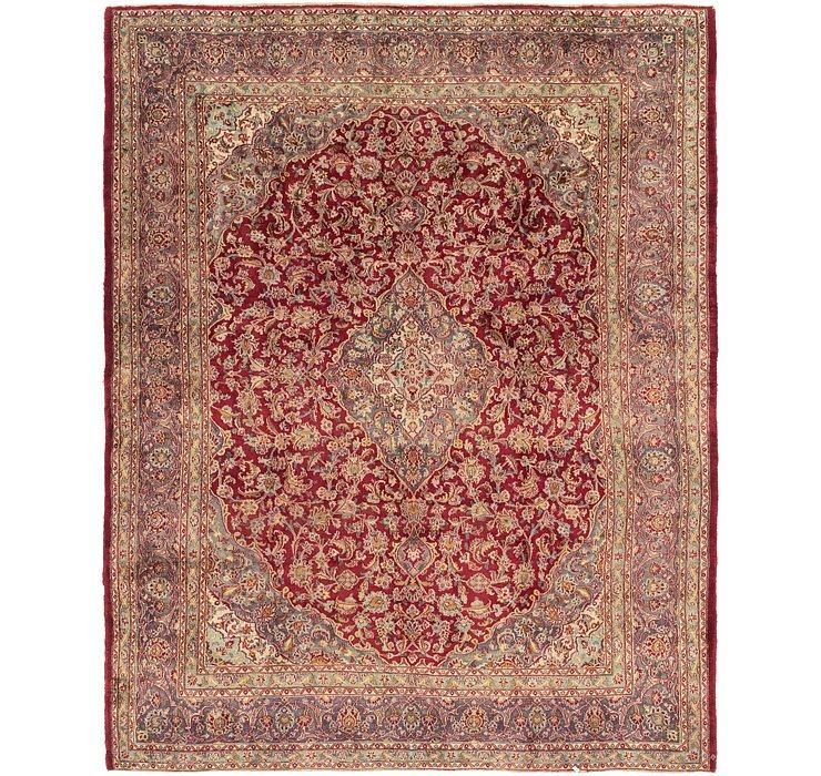 9' 9 x 12' 2 Mashad Persian Rug