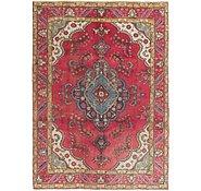 Link to 6' 9 x 9' 4 Tabriz Persian Rug