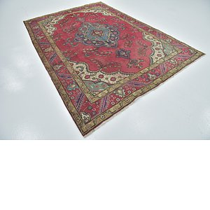 Link to 6' 9 x 9' 4 Tabriz Persian Rug item page