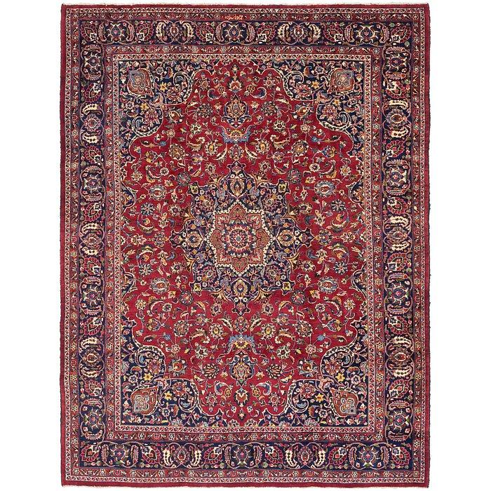 10' 4 x 13' 3 Mashad Persian Rug