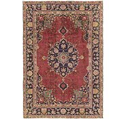 Link to 6' 8 x 8' 9 Tabriz Persian Rug