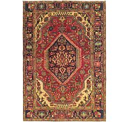 Link to 6' 4 x 9' 3 Tabriz Persian Rug