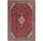 Link to 9' 3 x 13' 6 Hamedan Persian Rug