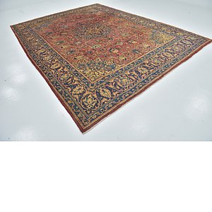 Link to 9' 6 x 12' 10 Mahal Persian Rug item page