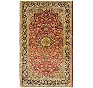 Link to 198cm x 323cm Isfahan Persian Rug
