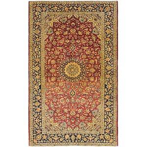 6' 6 x 10' 7 Isfahan Persian Rug