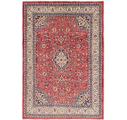 Link to 10' 8 x 15' 7 Sarough Persian Rug