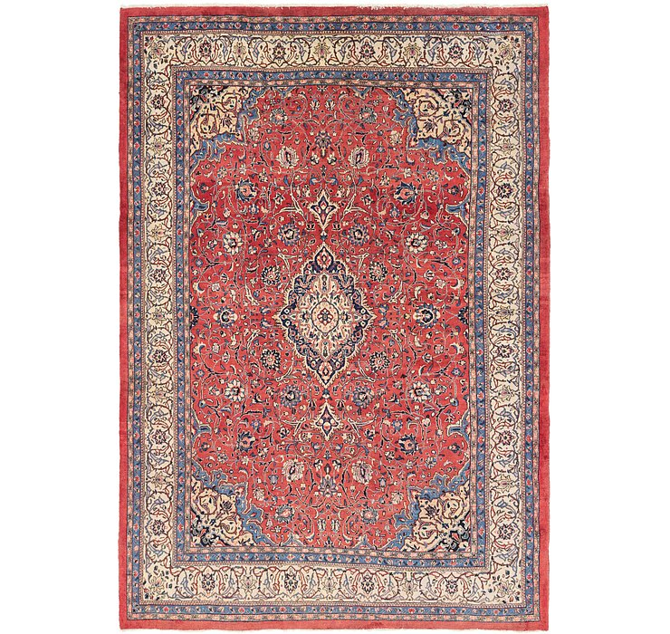 10' 8 x 15' 7 Sarough Persian Rug