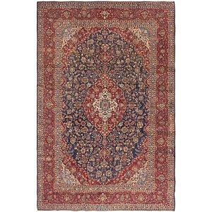 9' 9 x 14' 9 Kashan Persian Rug