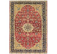 Link to 8' x 11' Isfahan Persian Rug