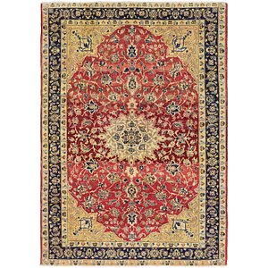 Link to 8' x 11' Isfahan Persian Rug item page